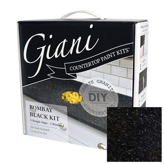 Giani™ Standard Paint Kit - BOMBAY BLACK