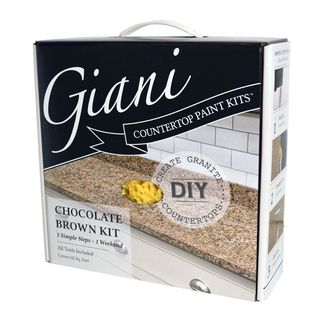 Giani™ Standard Paint Kit - CHOCOLATE BROWN