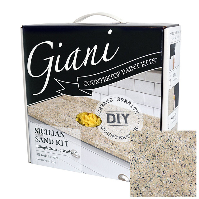 Giani™ Standard Paint Kit - SICILIAN SAND