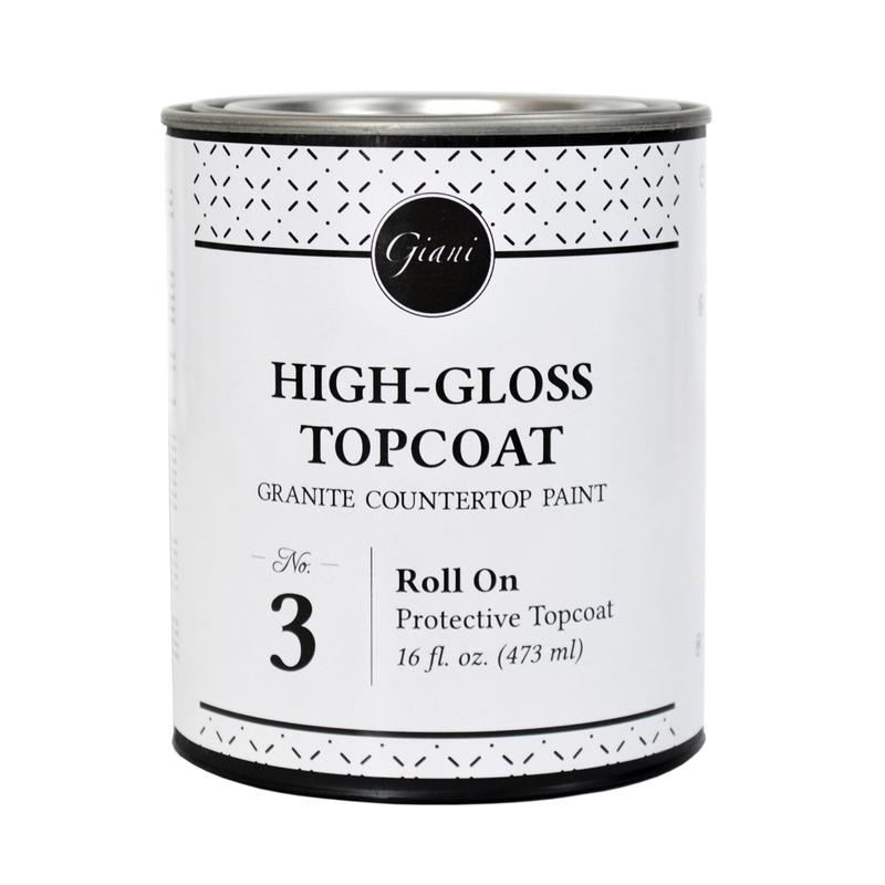 Clear Acrylic Topcoat - 473ml Tin