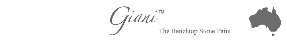 Giani Granite Paint - Benchtop Paint